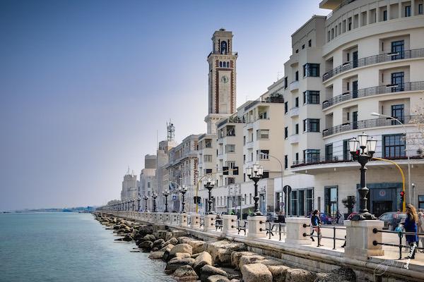 Bari Esplanade