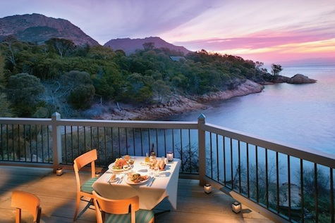 Freycinet L_Food_deck_and_scenary_600x400