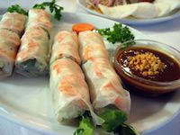 Vietnames Food Rice Paper 200x150