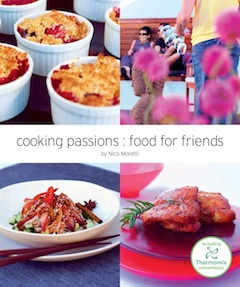 Food for Friends Cookbook