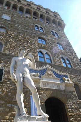 Firenze Palazzo David 270x403