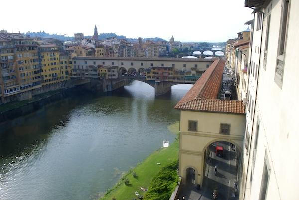 Firenze Vasari Corridor