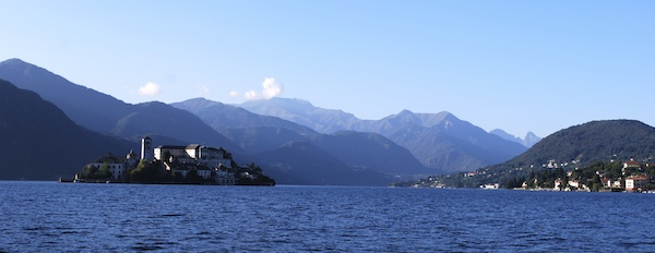 Orta View Across SS