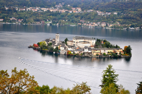 Orta View Isola