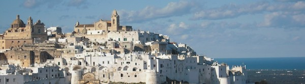 Ostuni The White City Puglia 600x135