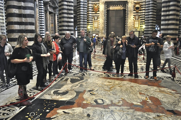 Siena Cathedral Mosaic 600x400