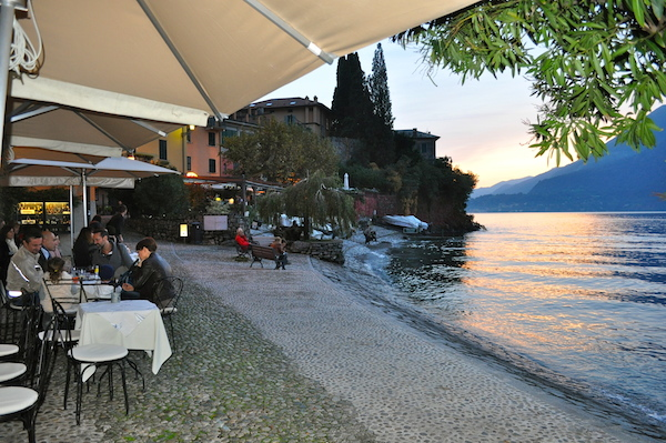 Varenna Lake Cafe