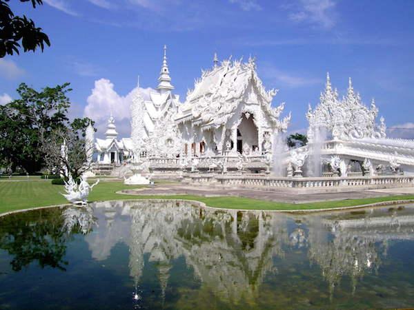 Chiang Rai White Temple 600x450