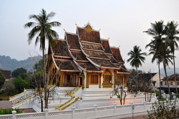 Luang Prabang Palace Temple 600x399