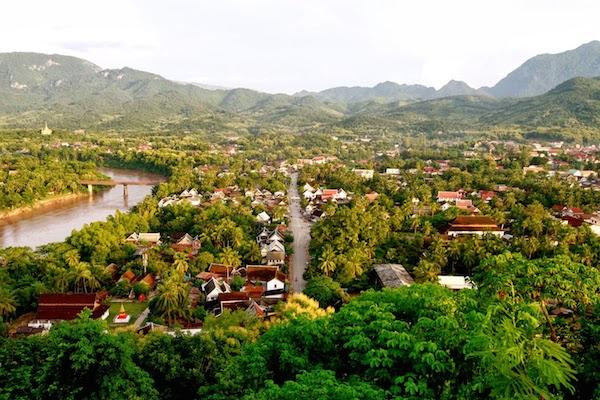 Hasil gambar untuk Luang Prabang - Laos 600 x 400