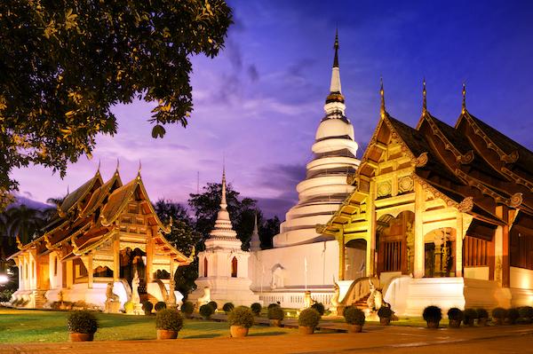Phra Singh temple