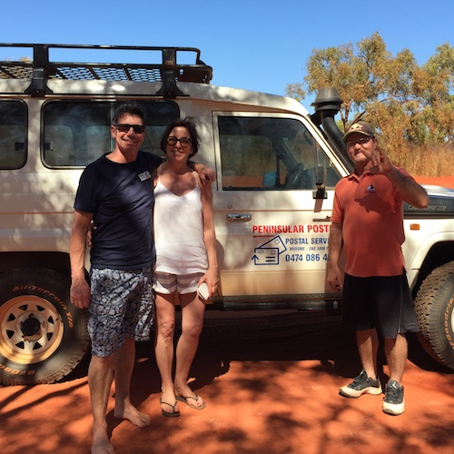 Cape Leveque Mail Run