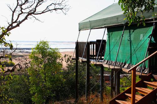 Kooljaman Safari Tent