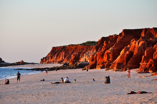 Cape Leveque's Pindan Cliffs