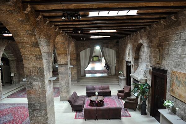 Castello Monaci Interior 600x400