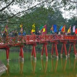 Hanoi Huc Bridge 500x335