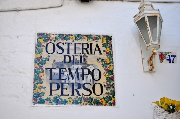 Osteria Sign 400x600
