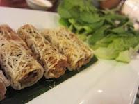 Vietnames Food Spring Rolls. 200x150jpg