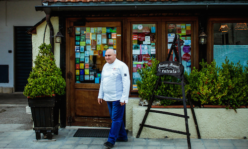 Antichi Entrance Chef. 500x310jpg