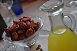 Antichi Limoncello Almonds 250x166