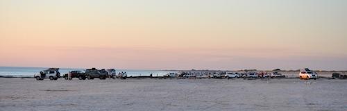 Cable Beach 500x160