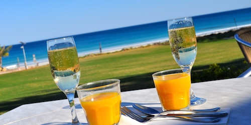 Cable Beach Champagne Breakfast