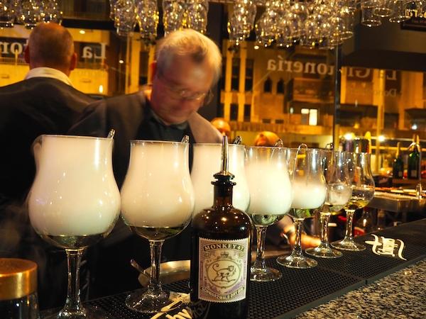 La Gintoneria Barman